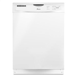 AmanaENERGY STAR(R) Qualified Dishwasher with Triple Filter Wash System - white