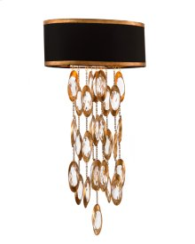 Black Tie Two-Light Sconce
