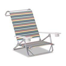 Beach and Pool Original Mini-Sun Chaise w/ MGP arms w/ cup holders