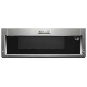 KitchenAid1000-Watt Low Profile Microwave Hood Combination - Stainless Steel