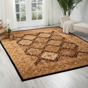 NOURISON 2000 2211 BLK RECTANGLE RUG 2'6'' x 4'3''
