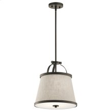 Amarena Collection Amarena 2 Light Pendant/Semi Flush OZ