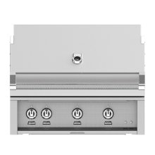"36""grill, Built-in, (2) Trellis, (1) Sear, Rotis-lp"