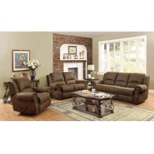 Sir Rawlinson Brown Two-piece Living Room Set