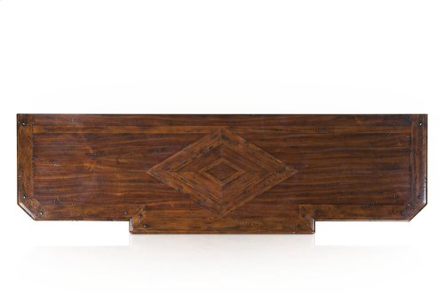 Rustic Heirloom Dresser