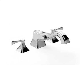 Polished Nickel - Natural Roman Tub Faucet