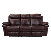 Joplin Power Reclining Leather Sofa  SPECIAL BUY $999!