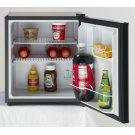 1.7 CF All Refrigerator - Black Product Image