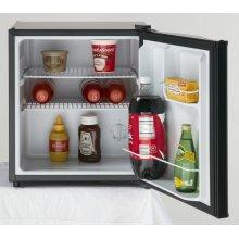 1.7 CF All Refrigerator - Black