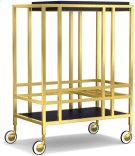 When in Rome Accent Bar Cart Product Image