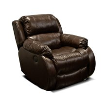 Leather Litton Rocker Recliner 201052L
