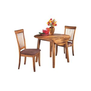 AshleyASHLEYRound DRM Drop Leaf Table