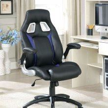 Argon Office Chair, Blue