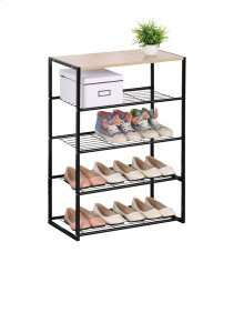 3327 4-Tier Shoe Rack