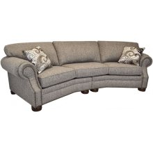 & 335/336 Lawrence Conversation Sofa