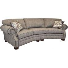 & 335/336 Lawrence Conversation Sofa