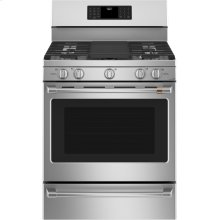 "30"" Free-Standing Gas Convection Self Cleaning Gas Range"