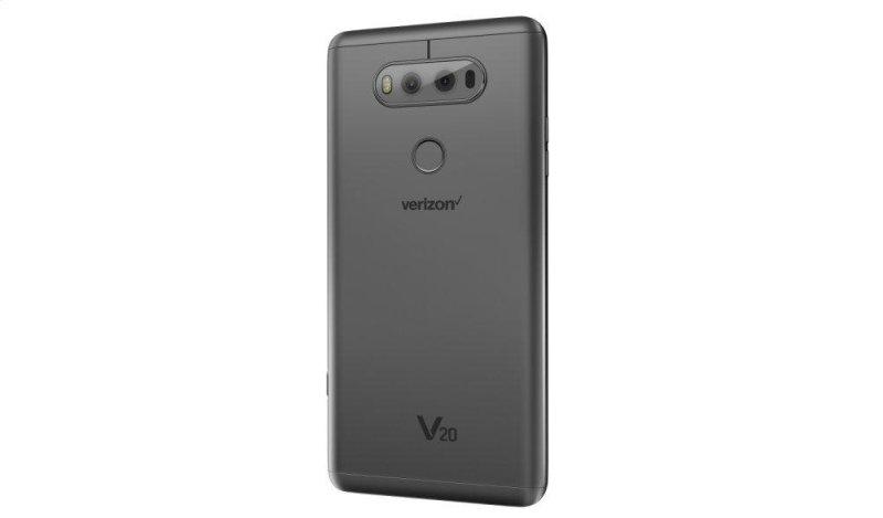 VS995TITAN in Titan by LG in Marion, IA - LG V20 Verizon