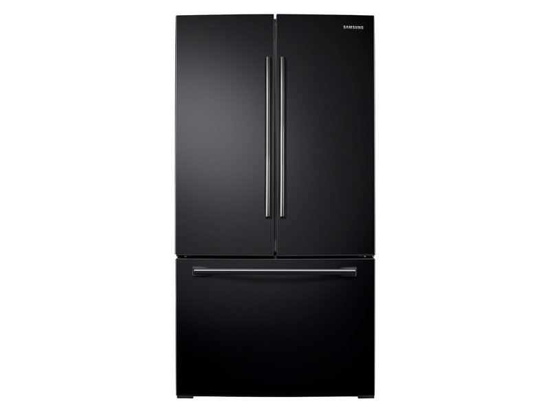 Rf26hfendbc Samsung 26 Cu Ft French Door Refrigerator With Twin
