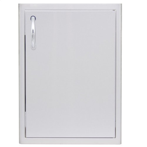 Blaze 21 Inch Single Access Door - Right Hinged (Vertical)