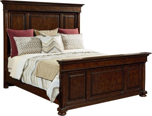 Wheatmore Manor Panel Bed (King)
