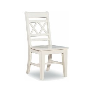 JOHN THOMAS FURNITUREChairs availble in both wood seat and upholstered seat.