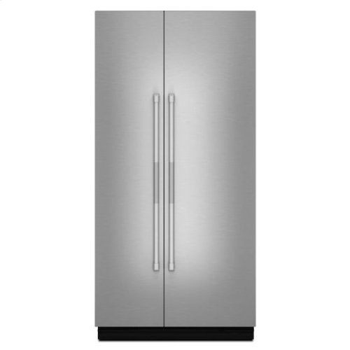 "Jenn-Air® Panel Kit (Pro-Style® Stainless) (42"" SxS BIR) - Stainless Steel"