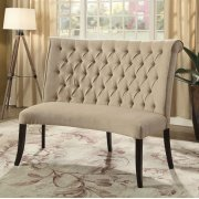 Nerissa Round Love Seat Bench Product Image