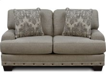 Esmond Loveseat with Nails 7T06N