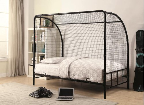 Twin Soccer Bed