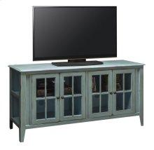 """Calistoga Blue 64"""" TV Console"""