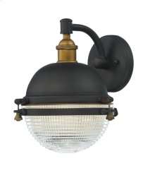 Portside 1-Light Outdoor Wall Sconce