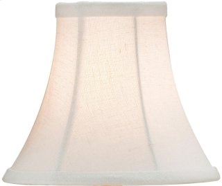 Bone Linen Shade, Medium - 3 x 6 x 5
