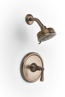 Berea Pressure-balance Shower Set Trim - Bronze