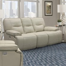 Spartacus Oyster Power Sofa