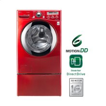 3.7 cu.ft. Large Capacity Front Load Washer with TrueSteam™ Technology