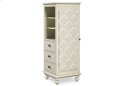Inspirations by Wendy Bellissimo - Seashell White 360 Dreamer Chest Product Image