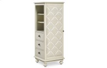 Inspirations by Wendy Bellissimo - Seashell White 360 Dreamer Chest