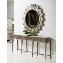 Revival Fluted Console Table - Sunrise