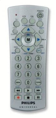 Philips Remote Control US2-PHBIG4 Universal Big button Product Image