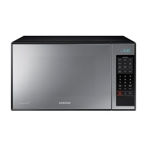 SAMSUNG1.4 cu. ft. Countertop Microwave with PowerGrill in Stainless Steel