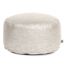 Foot Pouf Glam Sand