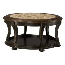 Dorset Round Cocktail Table