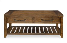 River Run Rectangular Cocktail Table
