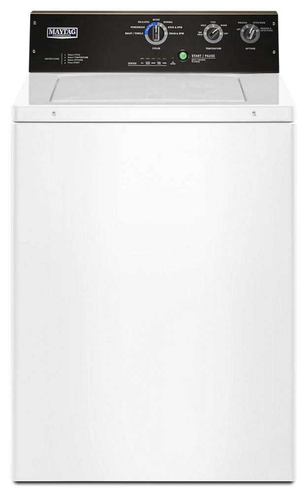 New Commercial Maytag Laundry for the Home (Reviews / Ratings / Prices)