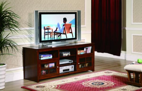 "62""TV CABINET (WALNUT)"