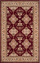 Persian Garden Pg-01 Burgundy - 2.6 x 8.0 Runner Product Image