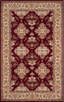 Persian Garden Pg-01 Burgundy - 2.0 x 3.0