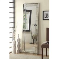 Contemporary Antique Silver Mirror Product Image