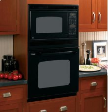 "GE® 27"" Built-In Double Microwave/Thermal Wall Oven"